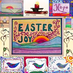 Our Living Hope Brings Joy May Joy be yours today and always! We are reminded this day that true joy, peace, love and hope are possible and blessings are ours to share. These images of Karen Nice-Webb's creative artistry are available on her website. www.karen-nice-webb.pixels.com #joy #peace #love #hope #jesus #helives #easter #blessings Framed Prints, Canvas Prints, Colored Pencils, Blessings, Fine Art America, Nature Photography, Original Art, Greeting Cards, Easter
