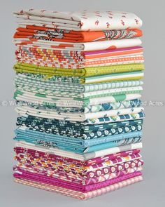 Westwood Acres Fabric — Franklin Fat Quarter Bundle