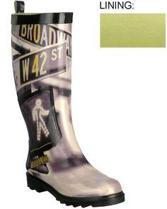 Capelli New York Shiny Street Signs Nyc Destination Ladies Rain Boot: http://www.amazon.com/Capelli-New-York-Street-Destination/dp/B004FRUL4E/?tag=greavidesto05-20