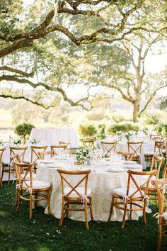 Ranch wedding table decor: http://www.stylemepretty.com/california-weddings/glen-ellen/2016/01/07/glamorous-ranch-wedding-2/ | Photography: The Edges - http://theedgeswed.com/