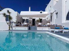 Santorini Luxury Villas. Luxury Collection of Villas in Santorini.