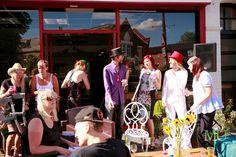 party,Love & Dye Hairdresser, Raynes Park