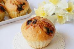 Muffins cu vanilie si visine de post