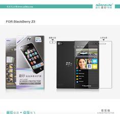 Nillkin Screen Protector Anti Glare Blackberry Z3 Front Side (anti gores) -- Hanya Rp. 43.800,-