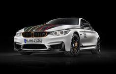 Per celebrare i successi nel campionato turismo tedesco, BMW realizza una edizione speciale della BMW M4, la BMW M4 DTM Champion Edition
