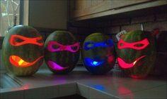 11 Creative Ways To Use Glow Sticks This Halloween