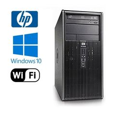 Introducing Workplace PC HP DC7900 Tower  Intel Core 2 Duo 293GHz  NEW 1TB HDD  8GB RAM  Windows 10 Pro 64bit  WiFi  DVDRW Prepared by ReCircuit. Great product and follow us for more updates!