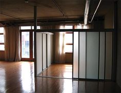 Temporary Door Ideas temporary wall dividers ikea 12 Interesting Sliding Doors For Room Dividing Photo Ideas