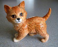 Beswick cat