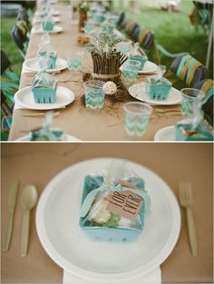 Relaxed bridal shower ideas. #weddingchicks Captured By: Ashley West Photography http://www.weddingchicks.com/2014/09/12/relaxed-diy-bridal-shower/