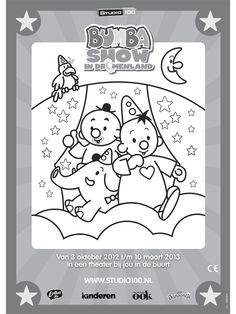 Kleurplaten.nl - Bumba show