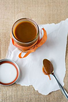 Pumpkin Caramel Sauce by Courtney | Cook Like a Champion, via Flickr