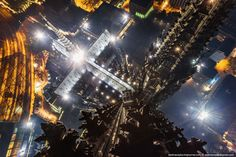 Cologne Cathedral from the Top of aSpire, photograph by Vadim Makhorov
