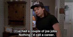 Use those joe jobs to get college credit! #nextstepu #collegecredit #working #jobsincollege #job #college #university