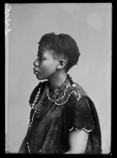 Johanna Jonkers of the African Choir, 1891. Photograph: Courtesy of © Hulton Archive/Getty Images