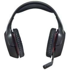 Micro-casque Logitech G930 Wireless Gaming Headset Casque-micro sans fil 7.1 pour gamer et compatible PlayStation 4