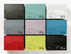 Packaging for John Lewis Spectrum by Pentagram — BP&O