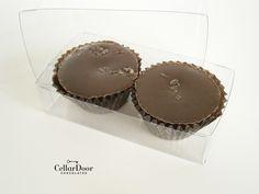 salted caramel w/chocolate