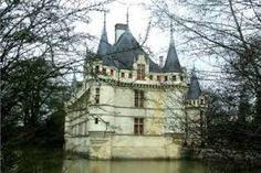 Chateau Azay-le-Rideau, Loire Valley, France