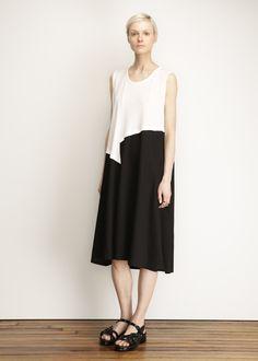 Y's by Yohji Yamamoto  Shop Totokaelo Dresses— http://totokaelo.com/clothing/dresses