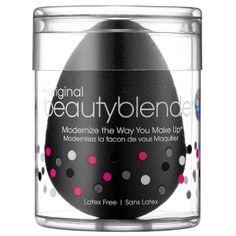 PRO Beauty Blender - Single - BLACK $17.99 + S/H @ www.makeupgeek.com
