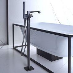 hansgrohe AXOR range of designer bathroom products at off! Bath Shower Mixer Taps, Bath Mixer, Kitchen Mixer Taps, Bath Taps, Basin Mixer Taps, Shower Hose, Shower Valve, Black Towel Rail, Black Towels