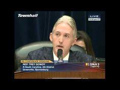 Nine reasons Trey Gowdy was chosen to head the House Select Committee on Benghazi | WashingtonExaminer.com