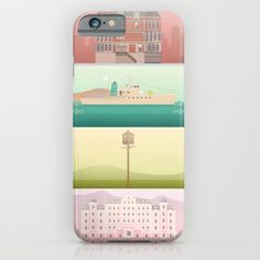 A Wes Anderson Collection iPhone & iPod Case