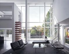 A collection of Knoll classics is a gorgeous setting :-) http://www.nest.co.uk/browse/brand/knoll-studio