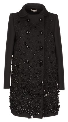 Prada Black Coat