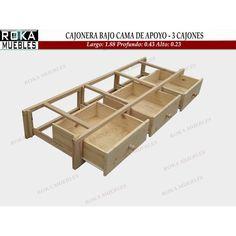 Bed Frame Design, Diy Bed Frame, Bedroom Bed Design, Diy Bedroom Decor, Pallet Beds, Diy Pallet Furniture, Bar Furniture, Furniture Design, Japanese Bed Frame