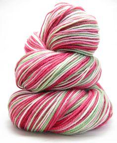 Hand Dyed Yarn  Superwash Merino Classic Sock by SunriseFiberCo, $20.00