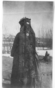 Bride, Gishu, Korea, 1926  :: Maryknoll Mission Photography Archive, USC.