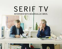 TV FOR THE WORLD WE LIVE IN - 프랑스 출신의 세계적인 형제 디자이너 부룰렉 형제, 그리고 TV의 새로운 영역을 개척해 온 삼성전자. 그들이 사람을 둘러싼 환경과 조화를 이룰 수 있는 TV를 디자인했습니다. 그 TV의 이름은 세리프 SERIF 입니다.