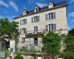 Chateau de Resistance: Five storeys, seven bedrooms - and yours for less than a Home Counties semi. Five-storey mansion in central France appeared on Grand Designs in 2004. It was the HQ for the local resistance during World War II. The seven-bedroom home is now on the market for £495,000.