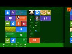 Aprende a utilizar los accesos directos de Windows 8 - YouTube