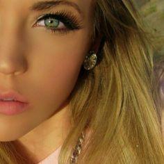 natural look eye makeup
