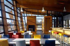 TVN Tennis Park Clubhouse by AG Nova Architects