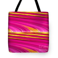 Flowing Dam Tote Bag by Tina M Wenger