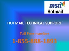 How to recover hotmail blocked account | 1-855-888-1893
