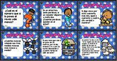 Acertijos fáciles de matemáticas para niños de primaria PORTADA - Imagenes Educativas