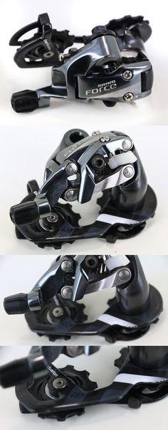 Derailleurs Rear 177813: Sram Force 22 11 Speed Road Bike Rear Derailleur Short Cage Carbon New -> BUY IT NOW ONLY: $72.47 on eBay!