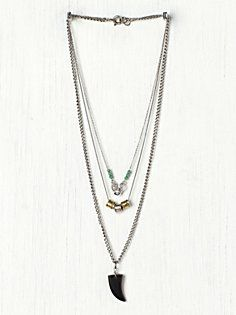 Automatic Necklace in accessories-jewelry-necklaces