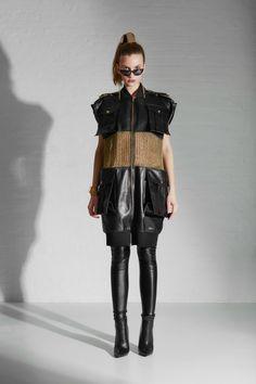 Punk, Leather, Collection, Women, Fashion, Moda, Fashion Styles, Punk Rock, Fashion Illustrations