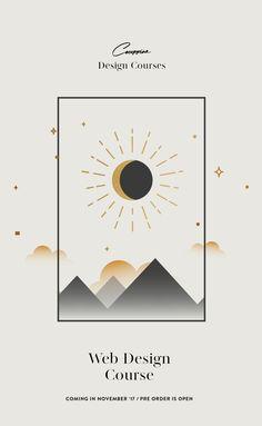New Cocorrina Course: Web Design - Cocorrina Design Websites, Web Design Tutorials, Web Design Trends, Graphic Design Inspiration, Web Design Courses, Album Design, Book Design, Cover Design, Layout Design