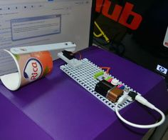 How to Make a Catapult With Littlebits