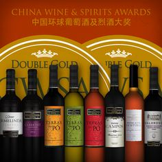 7 Double Golds and 8 Golds at #CWSA #CabernetSauvignon #wine #winelover #Castelão
