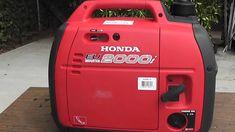 Honda Generator EU2000i 2000 - Explained