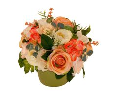 Dorinte minunate - Aranjament cu flori artificiale