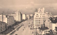 """Bucharest photos from the first decades of the century - mostly from the interwar period (between the two World Wars). ♦ The end of """"Little Paris"""" (click photo) ♦ Old Pictures, Old Photos, Nature Photography, Travel Photography, Little Paris, Bucharest Romania, Click Photo, Capital City, New York Skyline"""